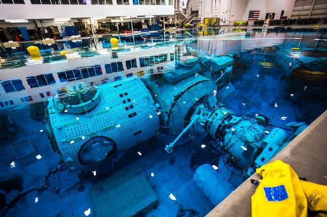 Underwater Coating: NASA Style!